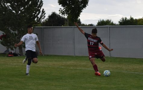 Canyon Ridge Boys Soccer